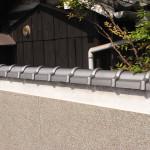 塀付丸施工例2