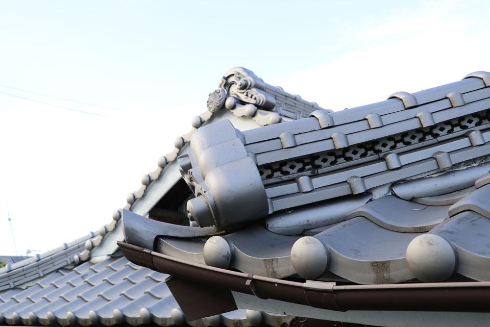 香川県の屋根